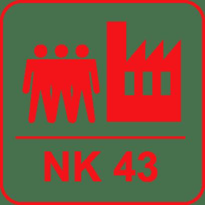 Nutzungsklasse 43